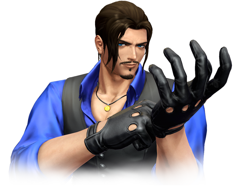 Robert Garcia The King Of Fighters Xiv Command Lists