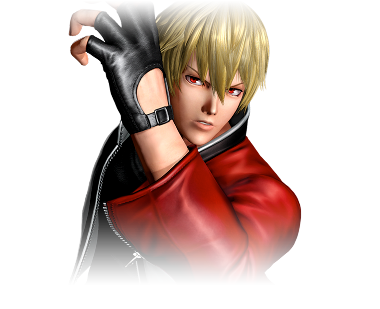 Rock Howard The King Of Fighters Xiv Command Lists Rock howard king of fighters 14 jacket comprises of stand collar and front zipper closure with a simple touch. the king of fighters xiv command lists